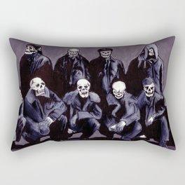 SQUAD 666: Bastard Sons of Satan Rectangular Pillow