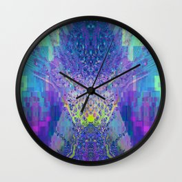 Circuitree Wall Clock