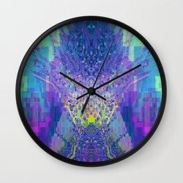 Circuitree Wall Clock