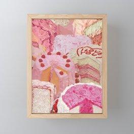 Cakewalk Framed Mini Art Print