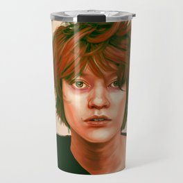 Take a look in the mirror Travel Mug