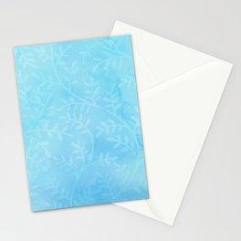 Blue Vines Stationery Cards