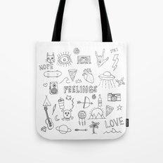 stuff & things Tote Bag