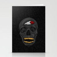 mcfreshcreates Stationery Cards featuring Casino by McfreshCreates