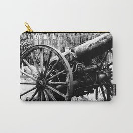 Civil War Cannon Carry-All Pouch