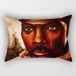 EDDIE MURPHY AKA PRINCE AKEEM  Rectangular Pillow