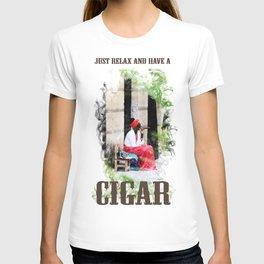 HAVE A CIGAR T-shirt