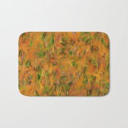 Autumnal Tints #2 Tapestry Astronomy Print Science Art Wall Art Bath Mat