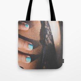 Curious? Tote Bag