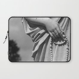 Hands That Pray Laptop Sleeve
