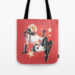 Nuka Cola Girl Tote Bag