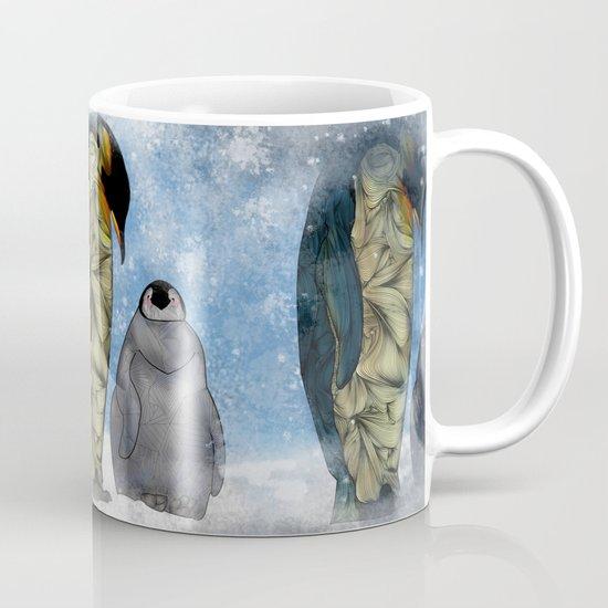 Emperor Penguins Coffee Mug
