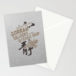 Firefly and Serenity: Gorram It! Stationery Cards
