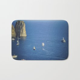 Capri, Amalphi Coast, Italy 7 Bath Mat