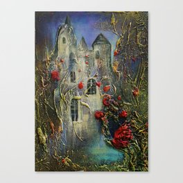 Lost in Spain Canvas Print