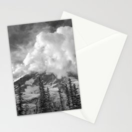 Rainier Obscured Stationery Cards