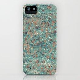 Agua iPhone Case