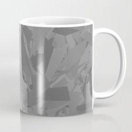 Gray camouflage Coffee Mug