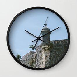 el morro Wall Clock