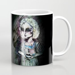 Little Miss Muffet Coffee Mug