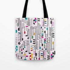 MY SONG Tote Bag