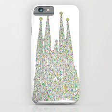 Sagrada Família Slim Case iPhone 6s