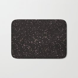 Dolce Black Bath Mat