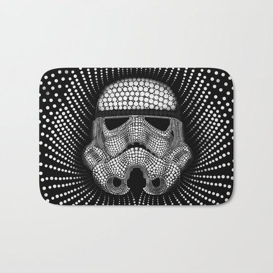 Trooper Star Circle Wars Bath Mat