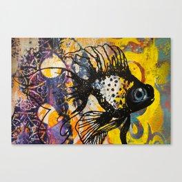 Goldie Canvas Print