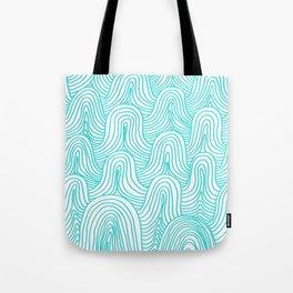 vagues Tote Bag