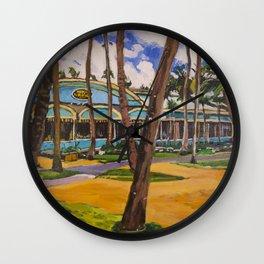 Mama's Fish House, Maui Wall Clock