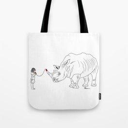 Danger Kids: Imaginary Friend Tote Bag