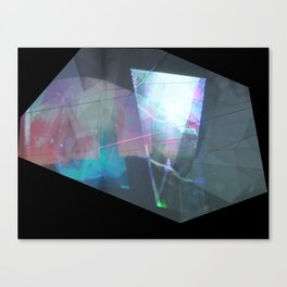 window worlds Canvas Print