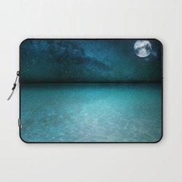 Night Swimming Laptop Sleeve