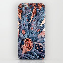 Story Time iPhone Skin