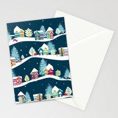 Apres Ski Stationery Cards