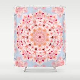 Cherry Tree Bloosom Shower Curtain
