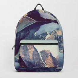 Moraine Lake Reflection Backpack
