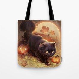 Halloween Kitty 2019 Tote Bag