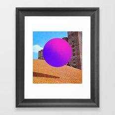 Modernismo Framed Art Print