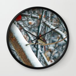 I'm the Boss here! Wall Clock