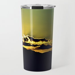 The Sky Is The Limit. Travel Mug