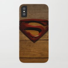 SuperWood Slim Case iPhone X