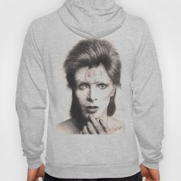 bowie - spider from mars... Hoody