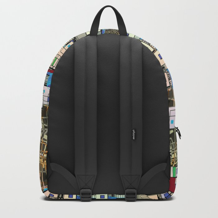 In the Wonderful Chaos Backpack