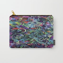 Property of Harvey Cedars Carry-All Pouch