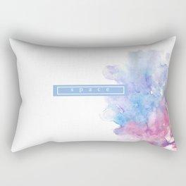 .smoky space. Rectangular Pillow