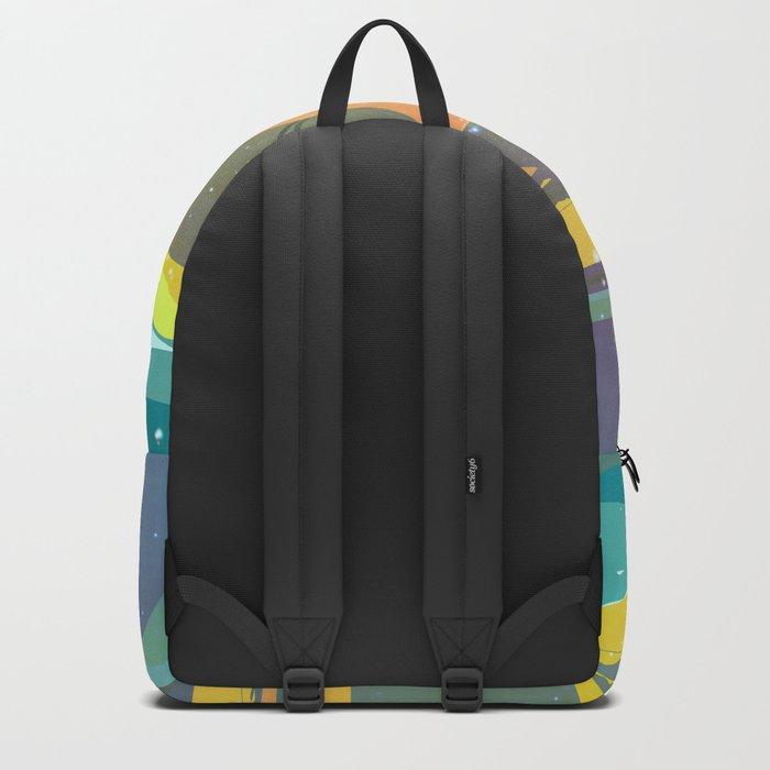 Virgo The Virgin / Zodiac Backpack