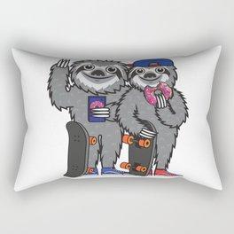 Sloth life Rectangular Pillow