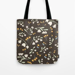 Whispering Lily Tote Bag
